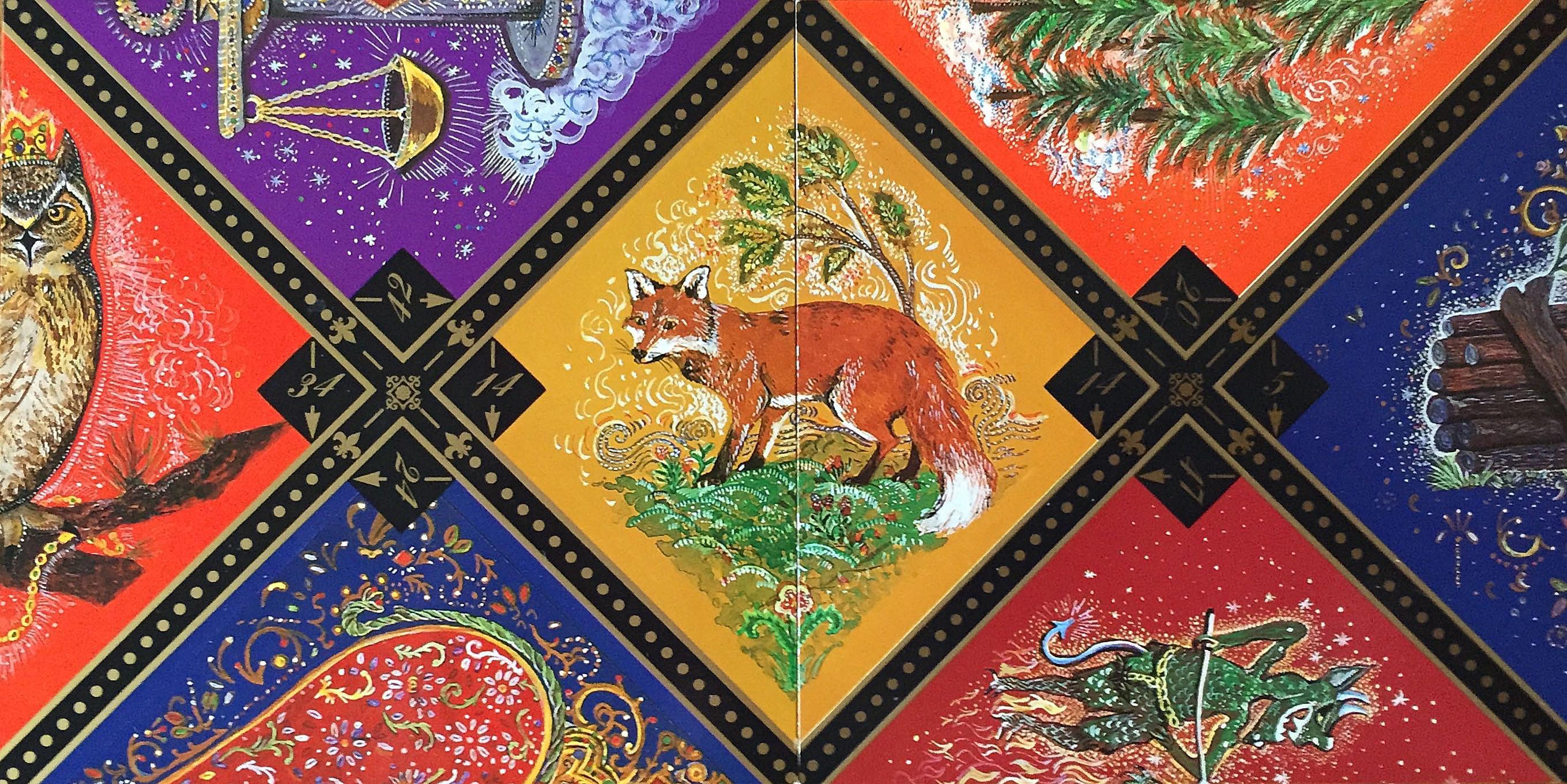 14 Fox