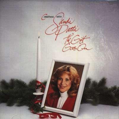 Sandi Patti - Christmas with Sandi Patti: The Gift Goes On cover