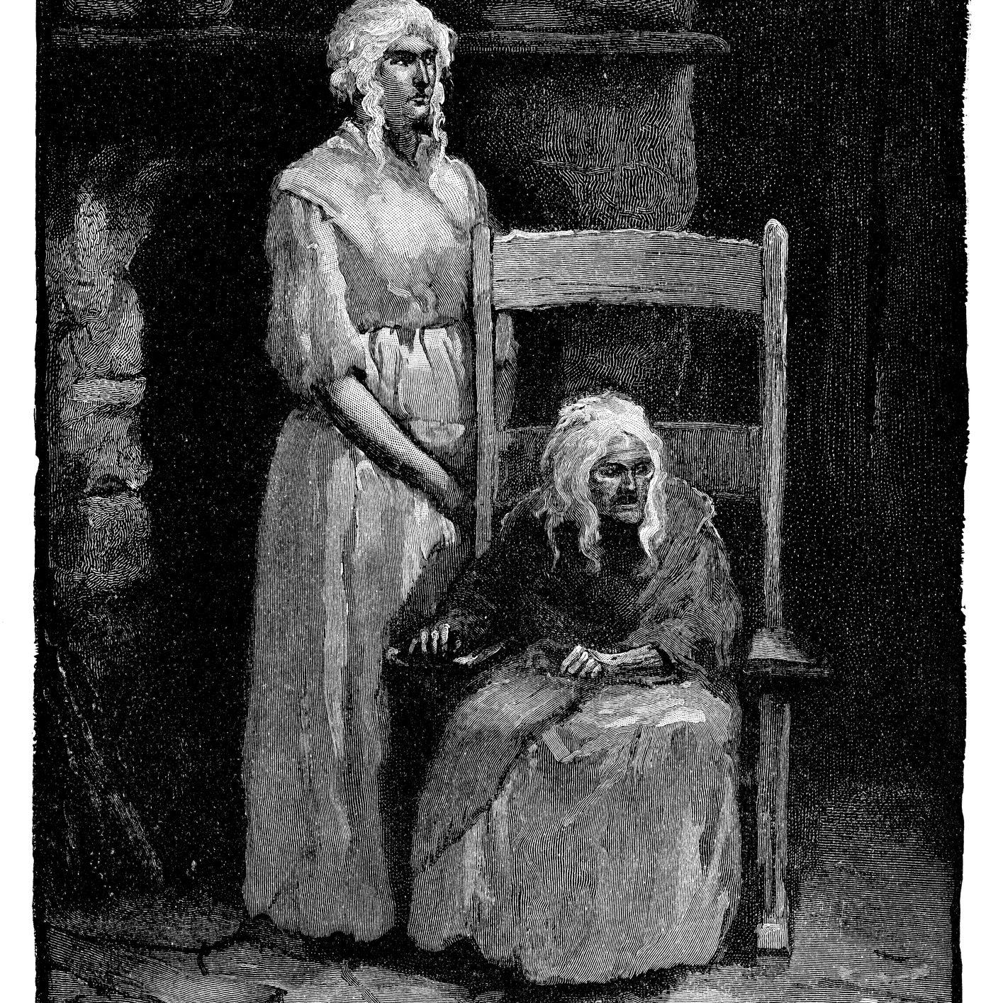 Marie Laveau voodoo priestess