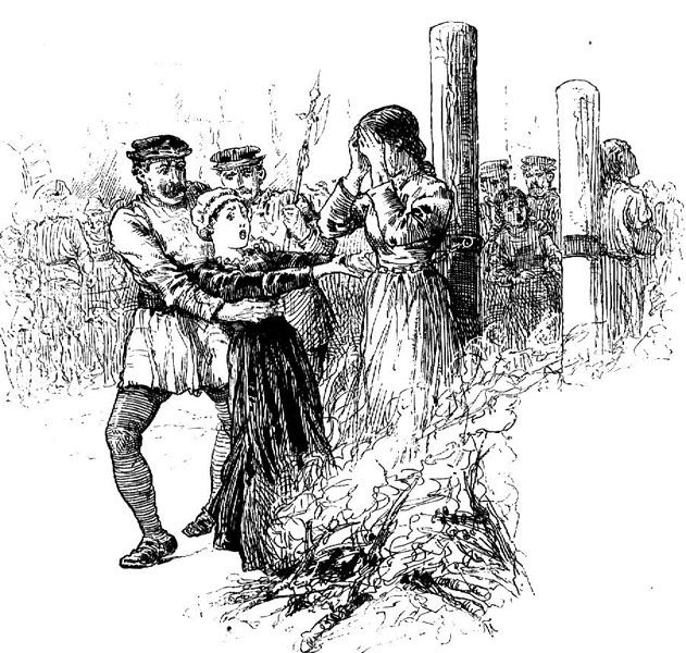 Persecuting Witches & Persecuting Women: Witchcraft as a Means for Subduing Female Influences