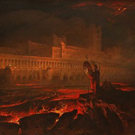 Pandemonium in Hell