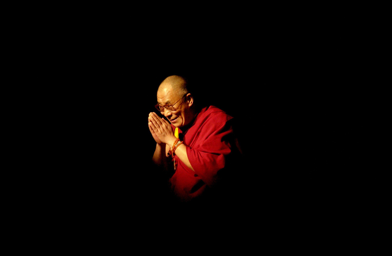 Dalai Lama at UCLA