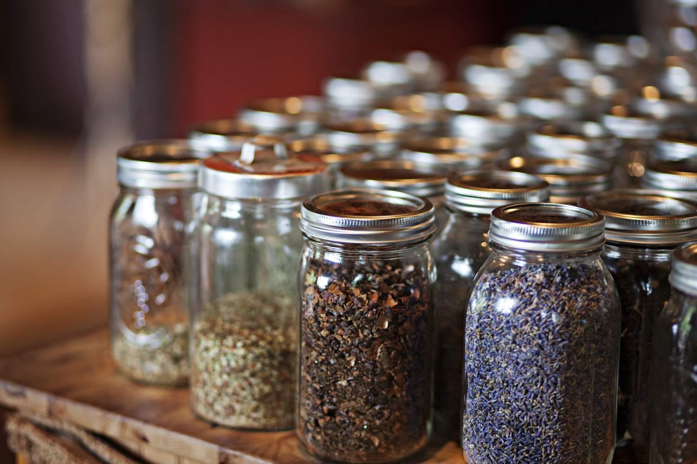 Herb Jars
