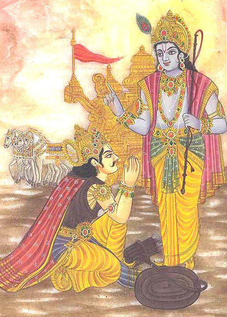 Celebrating Bhagavad Gita Jayanti