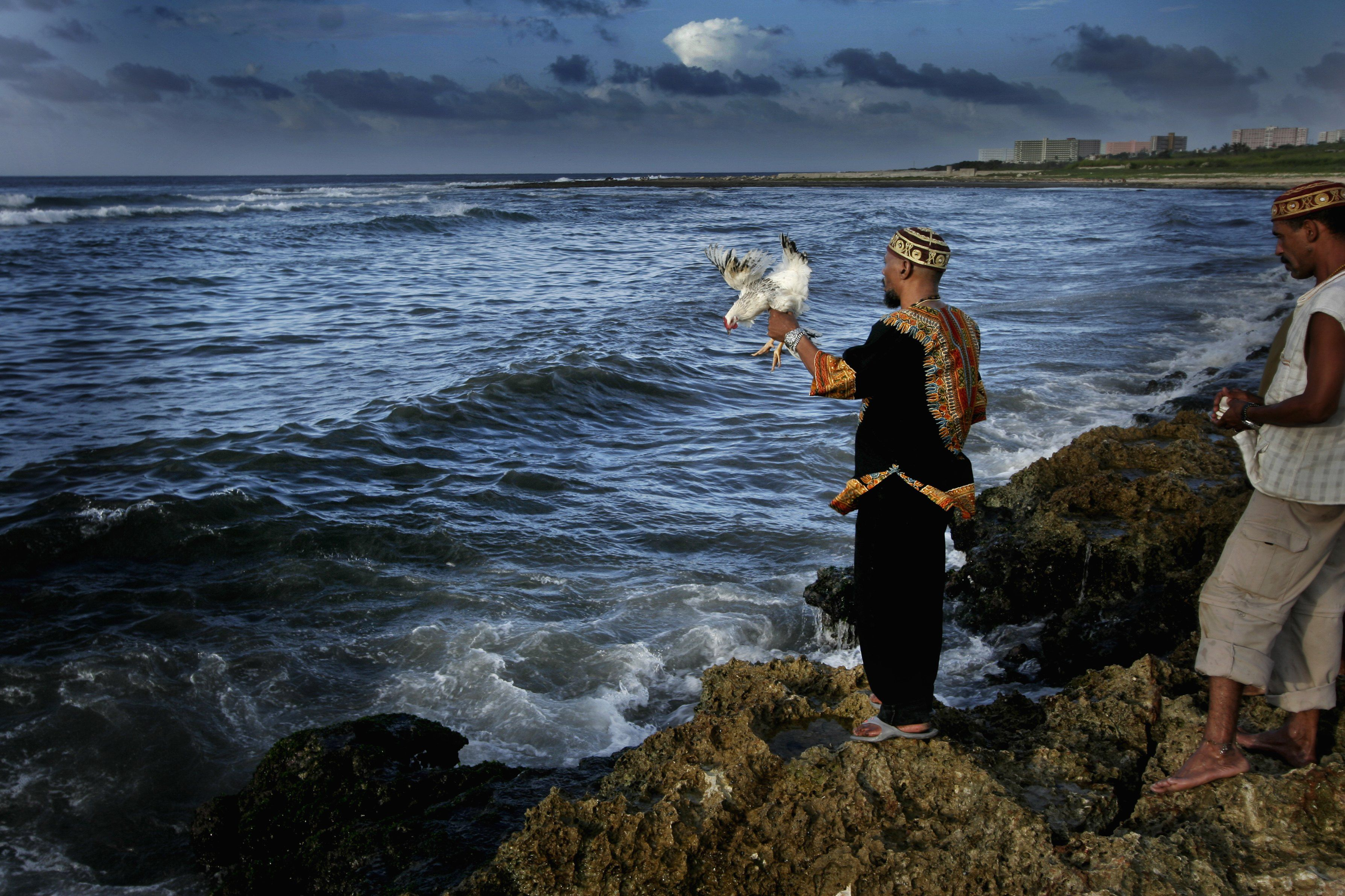 Santeria - Religion Thrives In Cuba
