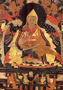 Kelzang Gyatso, the 7th Dalai Lama