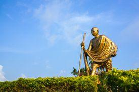 Mahatma Gandhi Statue, Port Blair, Andaman Islands