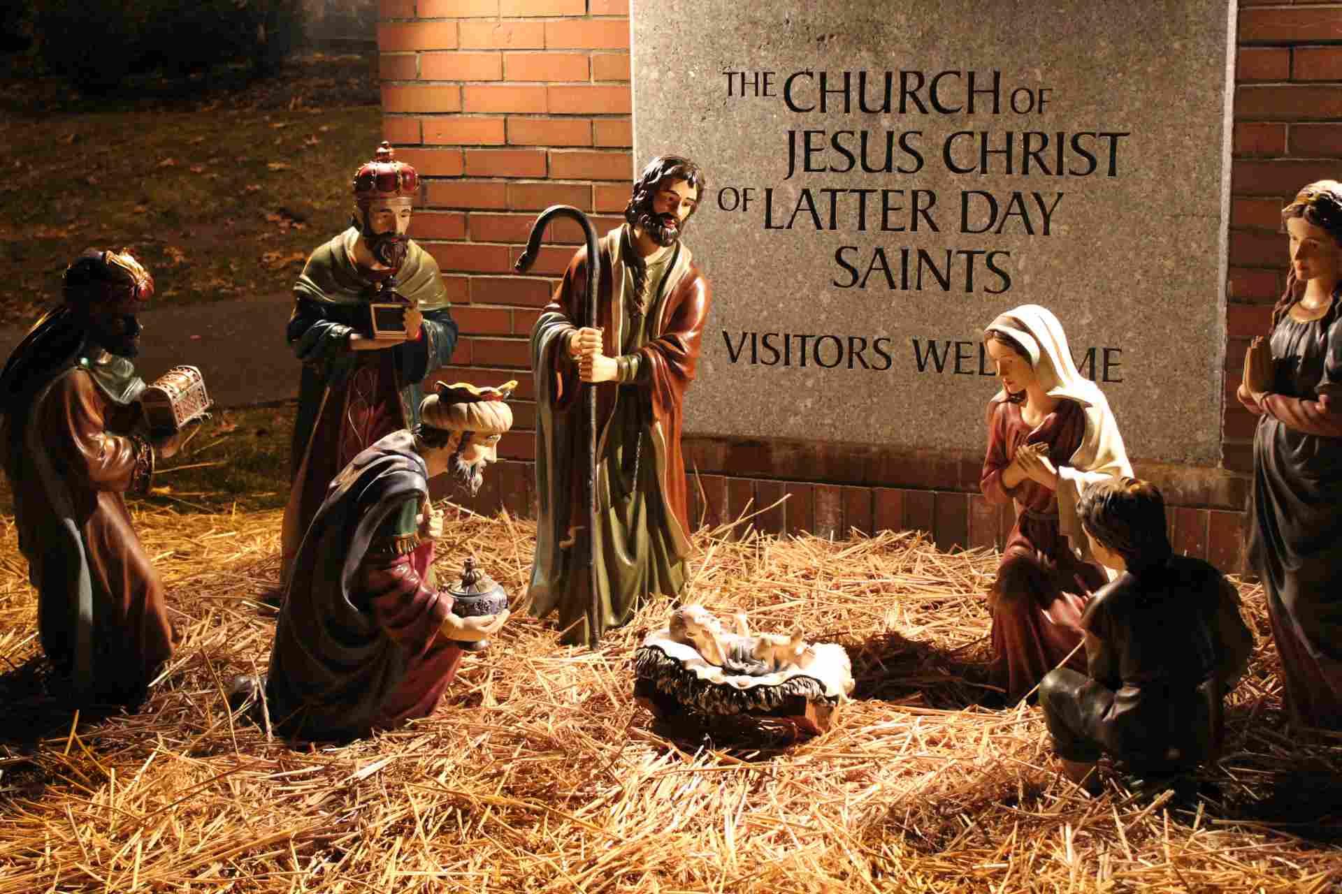 Bellvue Nativity