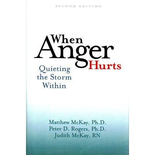 """""""When Anger Hurts: Quieting the Storm"""" Within by Matthew McKay"""