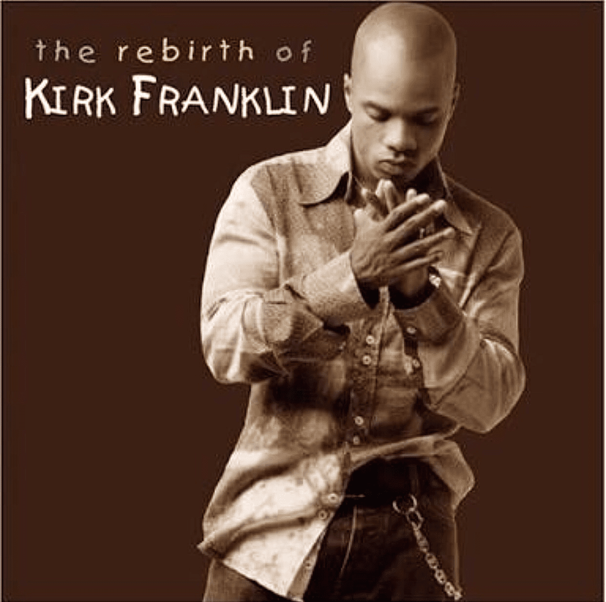The Rebirth Of Kirk Franklin DVD cover