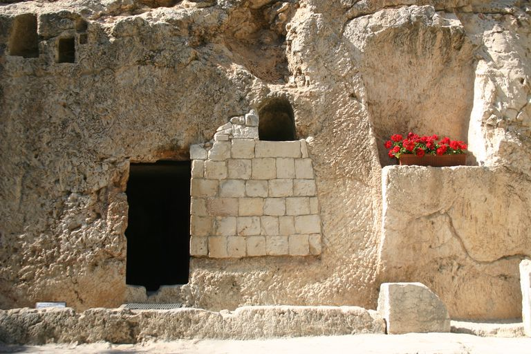 Christ's Empty Tomb