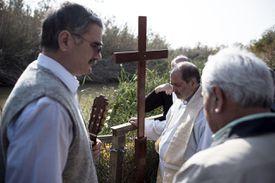 Epiphany Celebrations Near Jericho