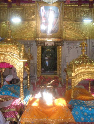 Multiple Volumes of Guru Granth Sahib