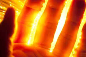 hand light fire judgment