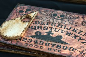 Wooden Board Ouija: Communication with Spirits
