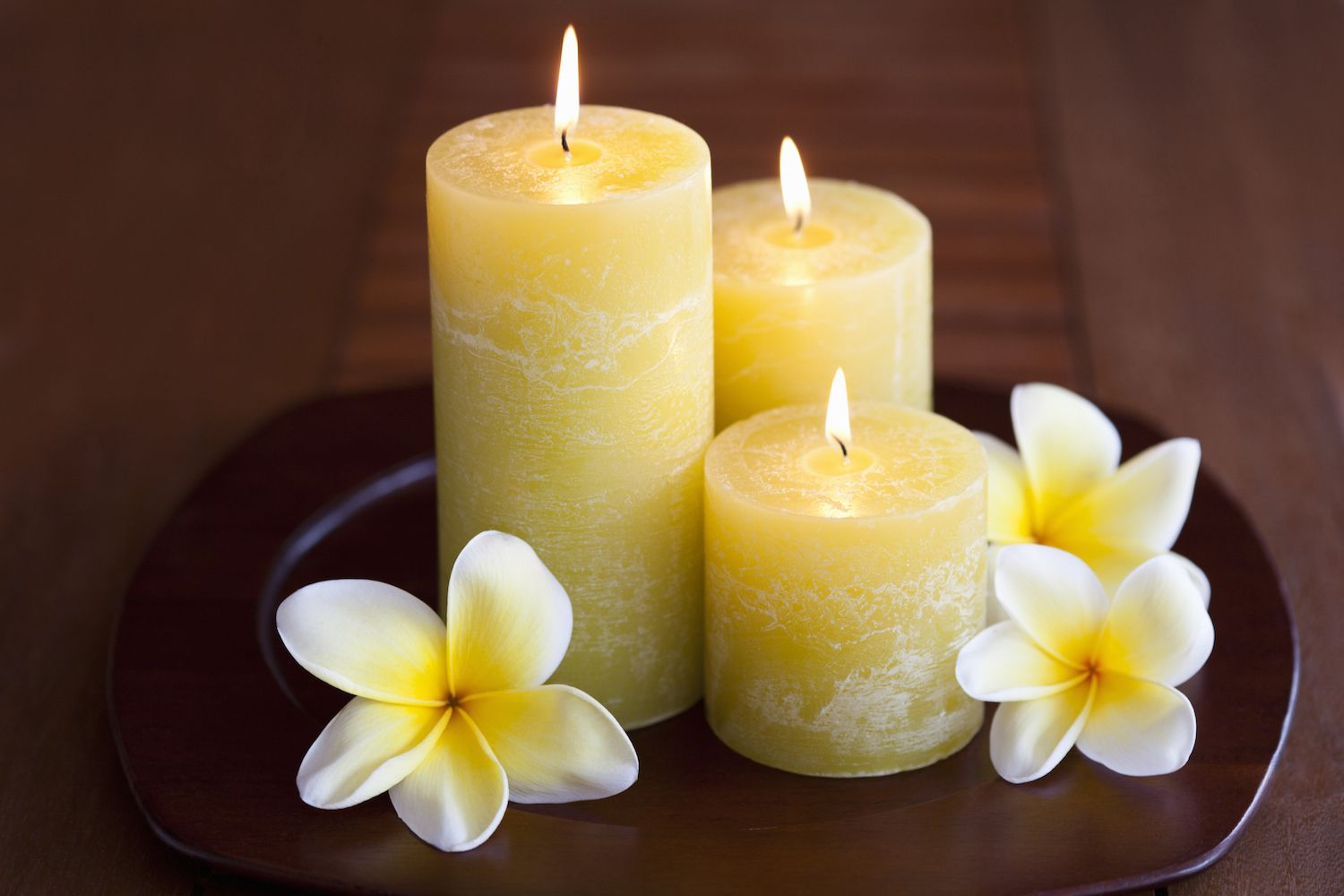Candles are a great way to bring the fire of Beltane indoors.