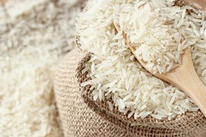 Uncooked White Rice