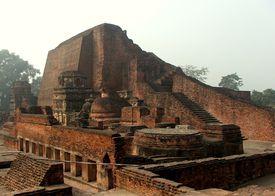 Sariputra Stupa at Nalanda