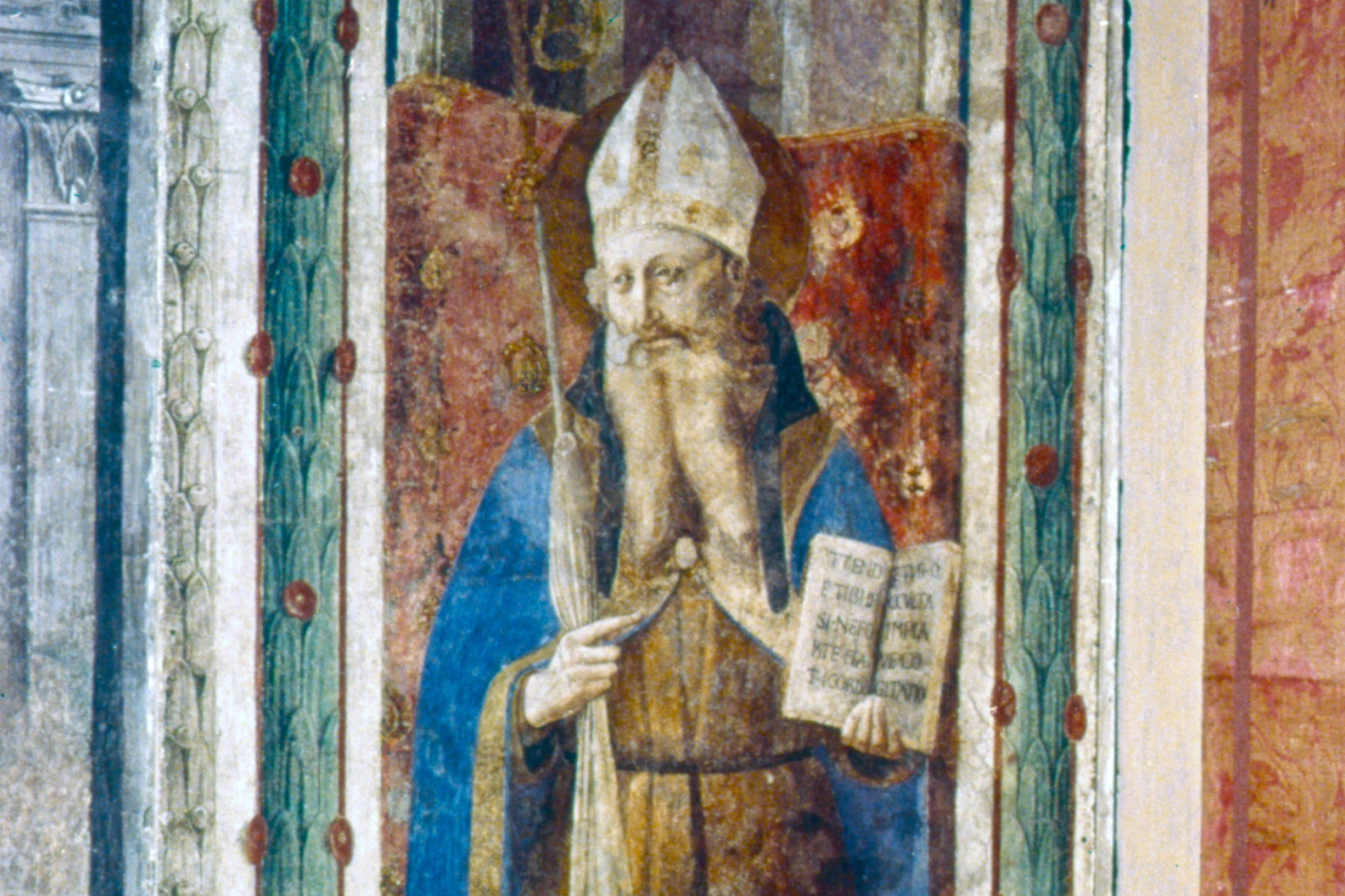 St. John Chrysostom by Fra Angelico