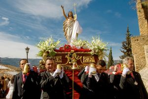 Easter Sunday procession
