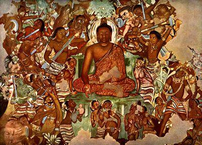Buddha's Temptation