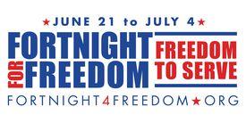 Fortnight for Freedom Logo
