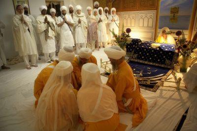 Amritsanchar - Initiation of Khalsa