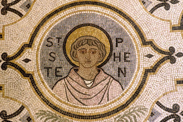 Mosaic of Saint Stephen, St. Stephen Walbrook