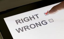 Right Checkmark