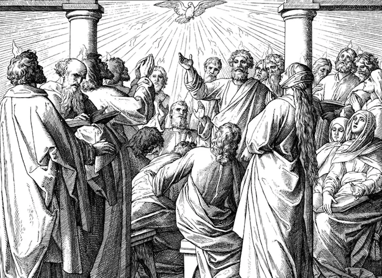 Feast of Pentecost (Shavuot) in the Bible