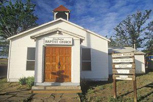 Southern Baptist History