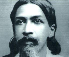 Sri Aurobindo portrait