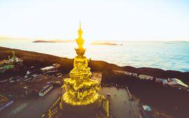 Emei Shan's Golden Summit