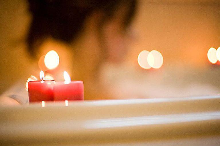 Bath Meditation