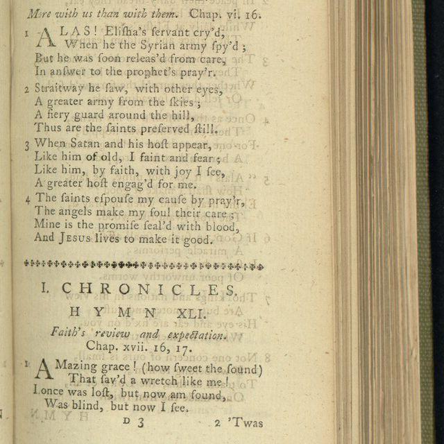 Biography of John Newton, Author of Amazing Grace