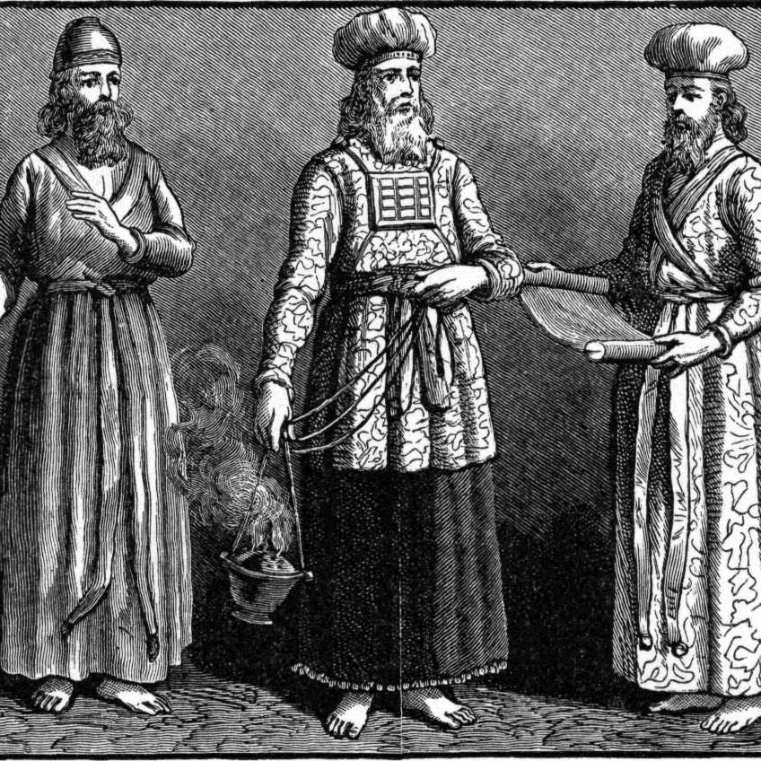 Who Was the Tabernacle High Priest?