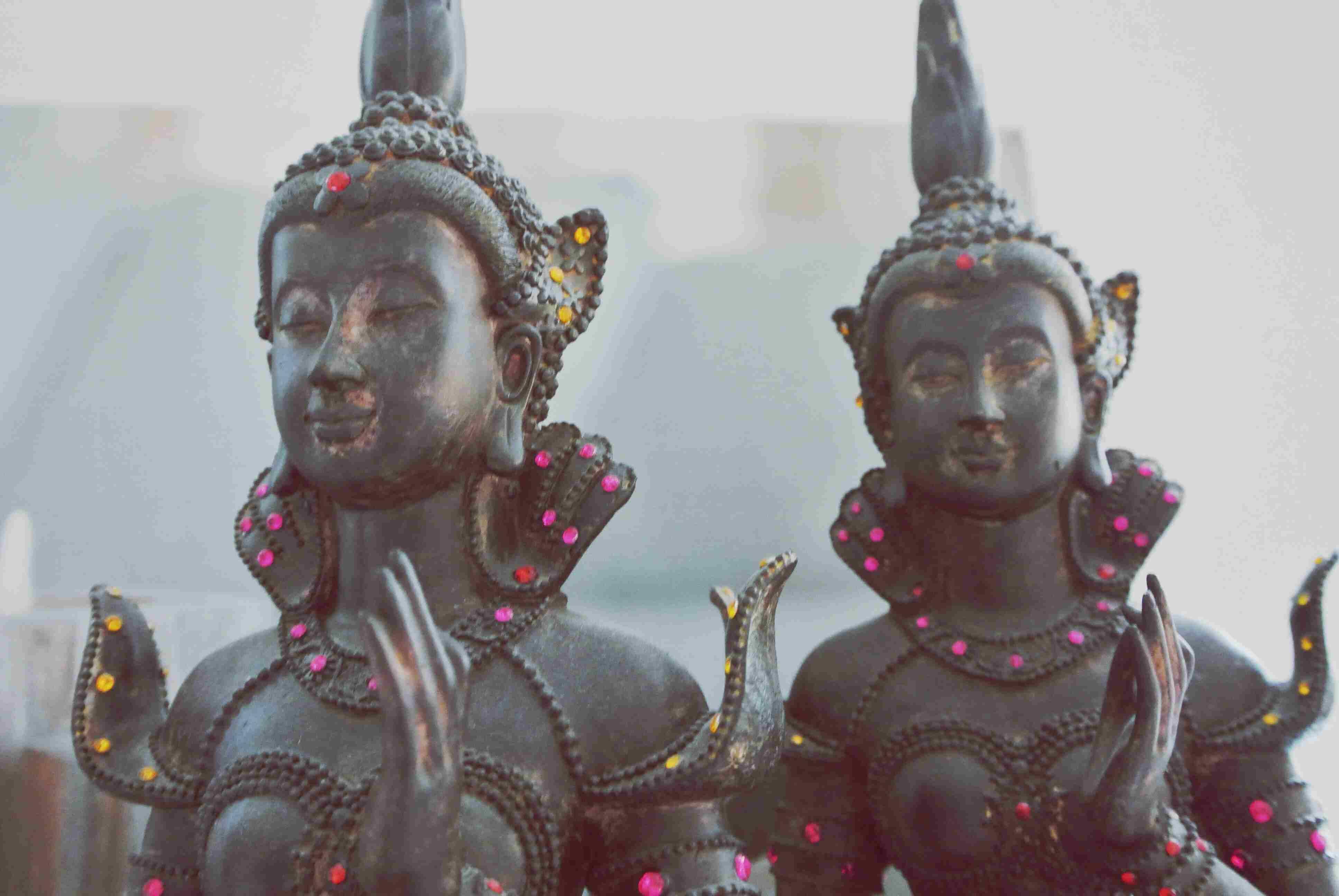 Sculpture Of Shiv Shakti