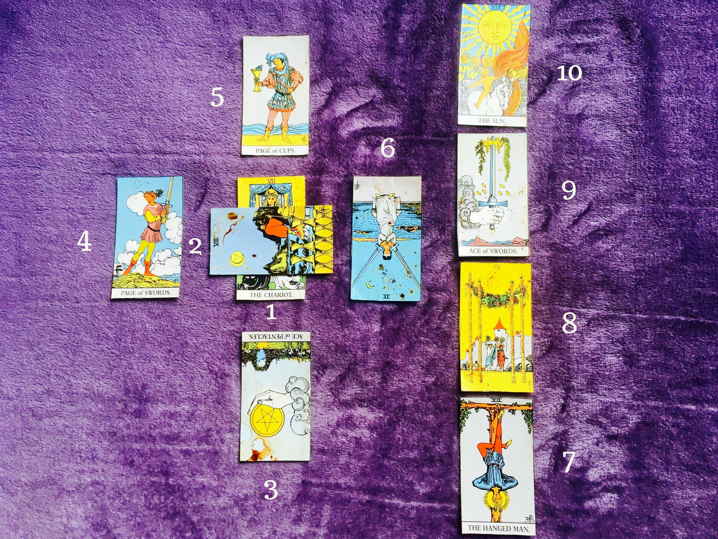 How to Use the Celtic Cross Tarot Layout