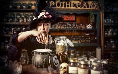 Hereditary Witchcraft: Definition and Examples