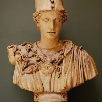 Athena at the Carnegie Museum