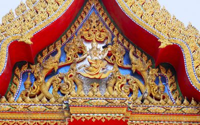 The Demon Mara, Who Challenged the Buddha