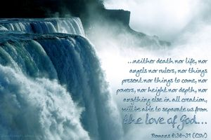 Romans 8:38-39 - Neither Death Nor Life