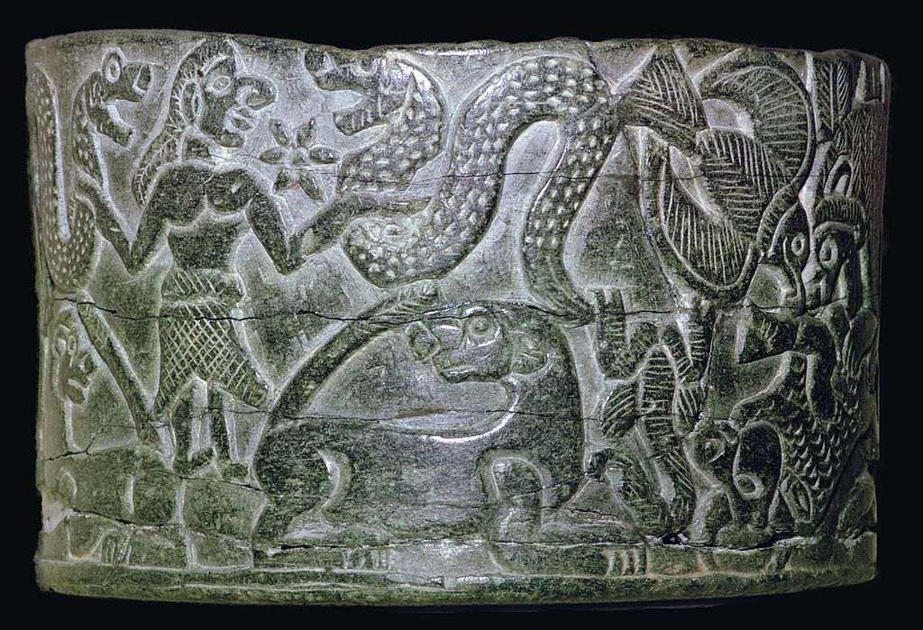 Stela of Inanna