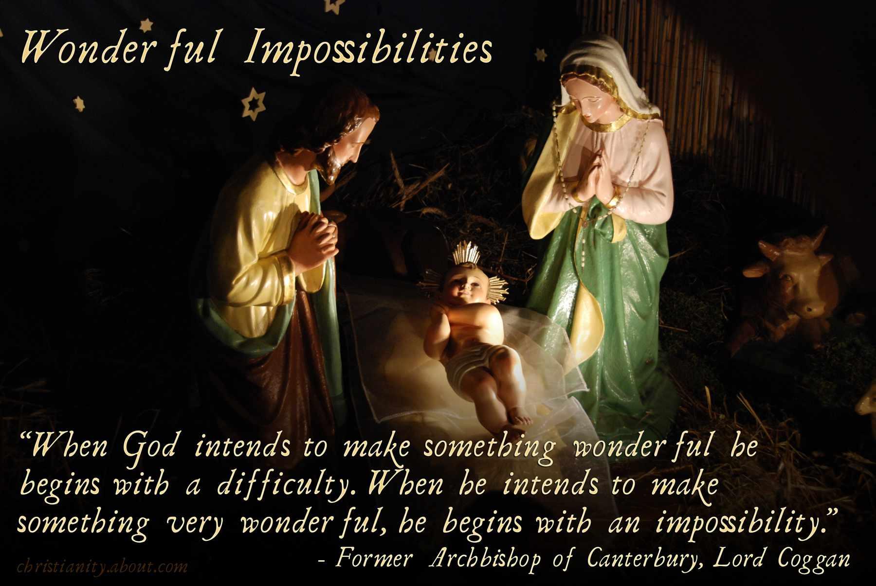 Wonderful Impossibilities