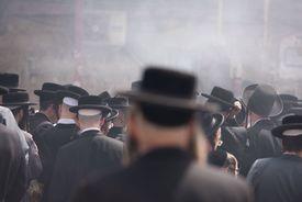 Traditional Jewish garb