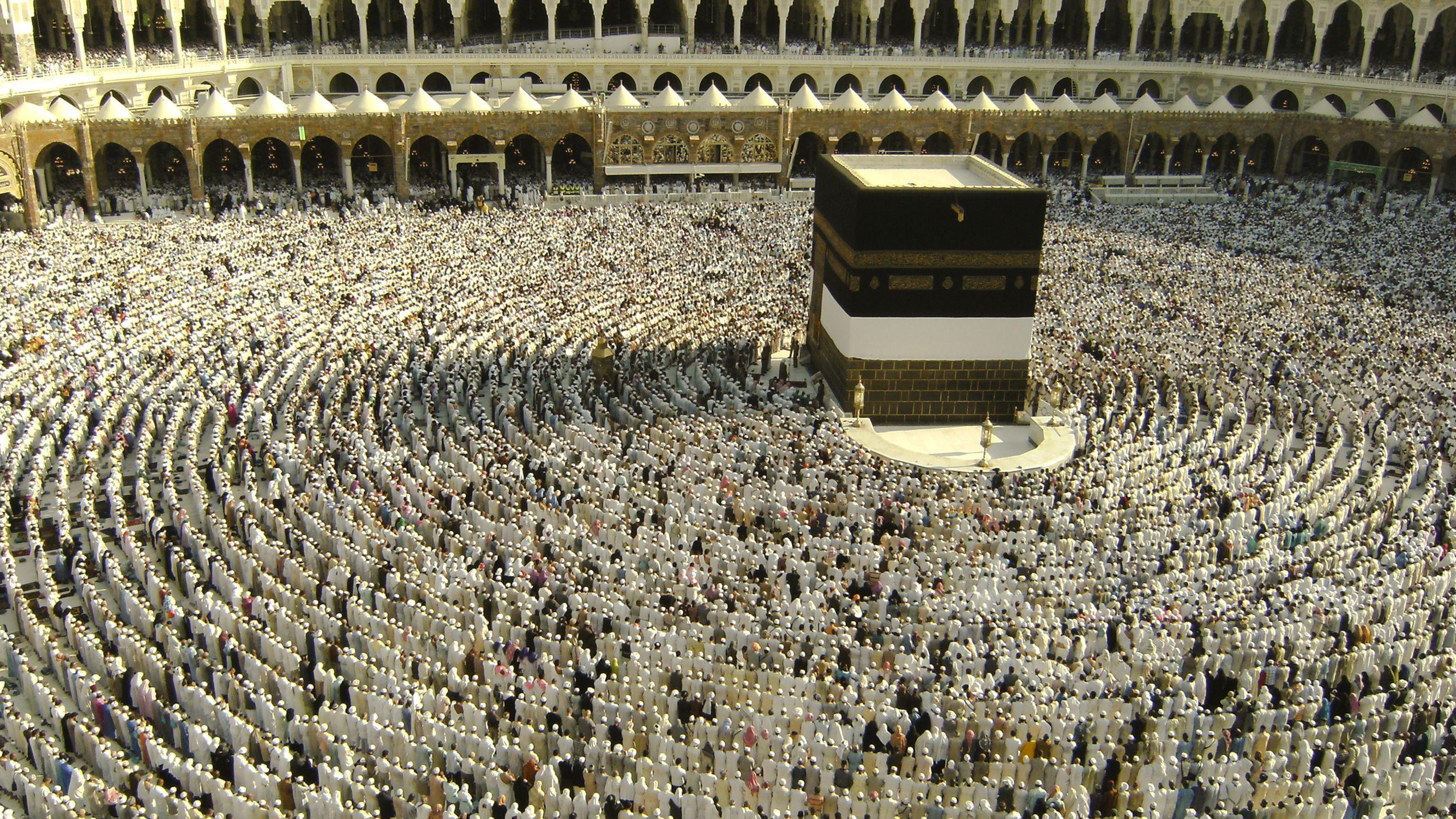 The Imams Of Makkah Mecca