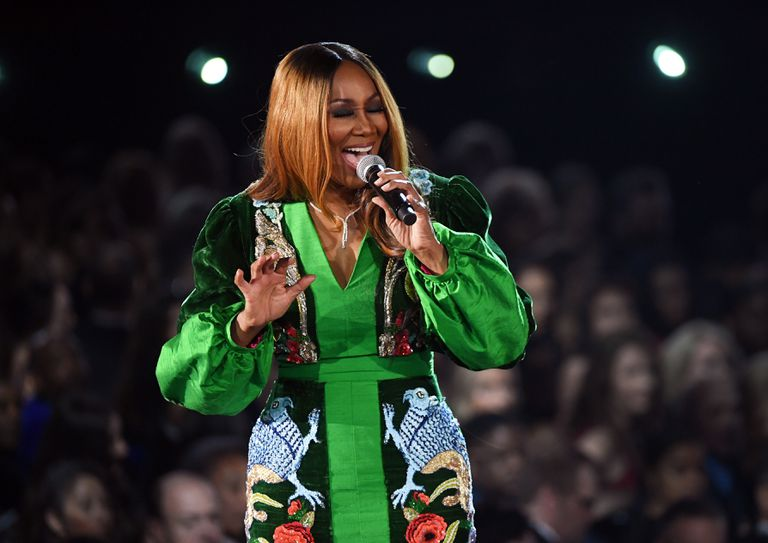 Yolanda Adams performs onstage during the 61st Annual GRAMMY Awards at Staples Center on February 10, 2019 in Los Angeles, California.