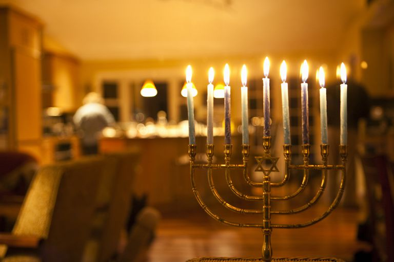 Feast of Dedication - Festival of Lights - Hanukkah