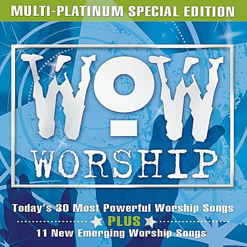 WOW Worship Blue Special Edition 2007