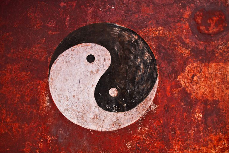 What Does the Yin-Yang Symbol Mean?